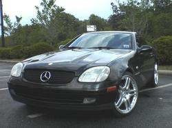 greendemonVR4s 1998 Mercedes-Benz SLK-Class