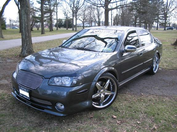 Spenceman S 2002 Nissan Maxima In Rosedale Ny