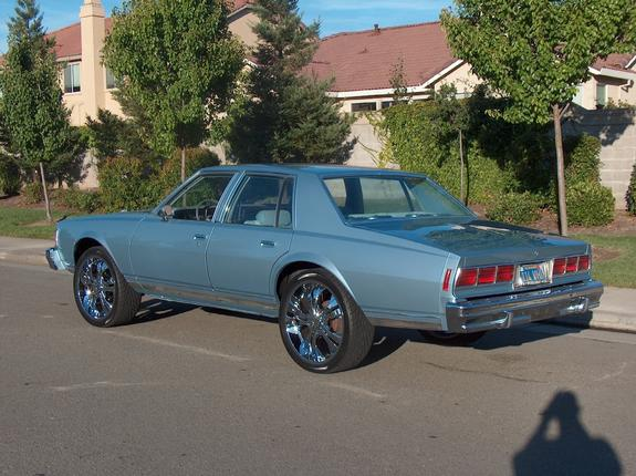 Another boxchev23s 1978 Chevrolet Caprice post... - 6457337