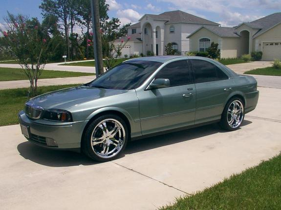 spectrominor 2003 lincoln ls specs photos modification. Black Bedroom Furniture Sets. Home Design Ideas