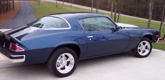 Hexeir 1975 Chevrolet Camaro Specs Photos Modification