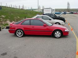 SRLNCLTs 1992 Honda Integra
