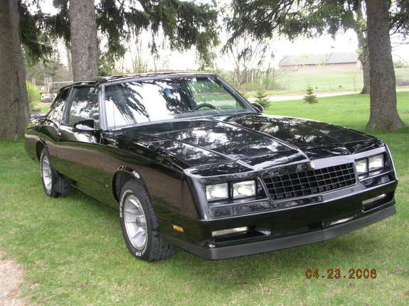 Another Ghinmi 1986 Chevrolet Monte Carlo post... - 6462957