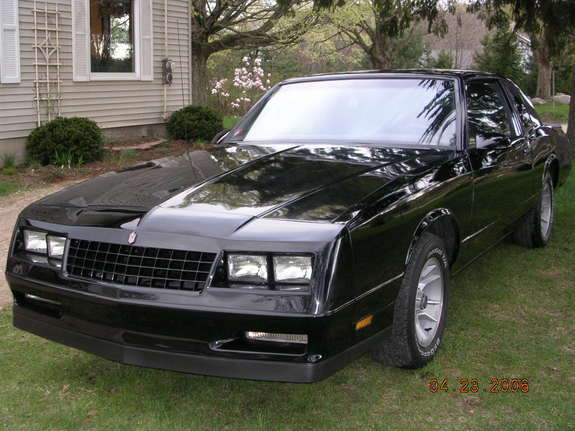 Another Ghinmi 1986 Chevrolet Monte Carlo post... - 6462959