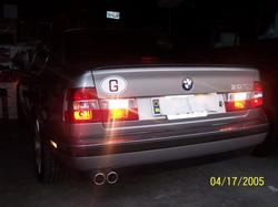 craulto 1992 BMW 5 Series