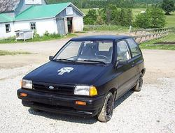 matman2099 1993 Ford Fiesta