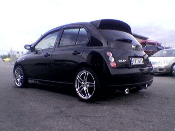 jimbee 2005 nissan micra specs photos modification info. Black Bedroom Furniture Sets. Home Design Ideas