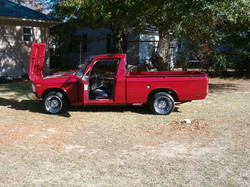 Justin71861 1980 Chevrolet LUV Pick-Up