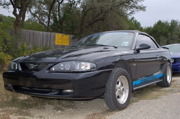 Another OrionBrazeal 1998 Ford Mustang post... - 6568729