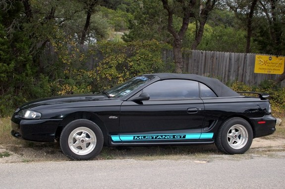 OrionBrazeal 1998 Ford Mustang
