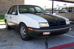 rpford2 1989 Dodge Shadow