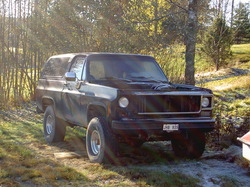 Themgoroths 1975 Chevrolet Blazer