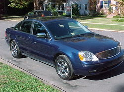 mhb22s 2005 Ford Five Hundred