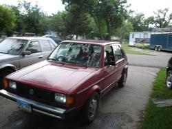 dgawrylows 1982 Volkswagen Rabbit