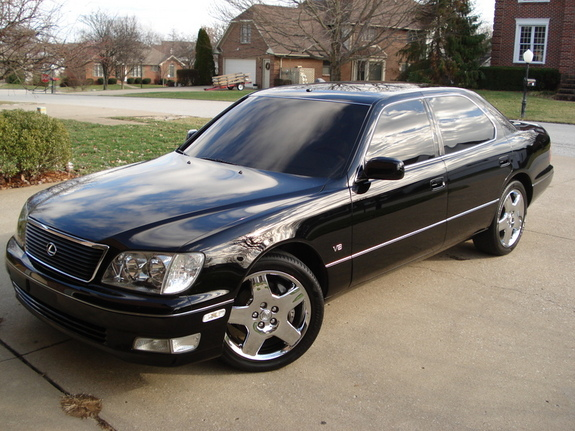 Used 2000 Lexus LS 400 Pricing & Features | Edmunds