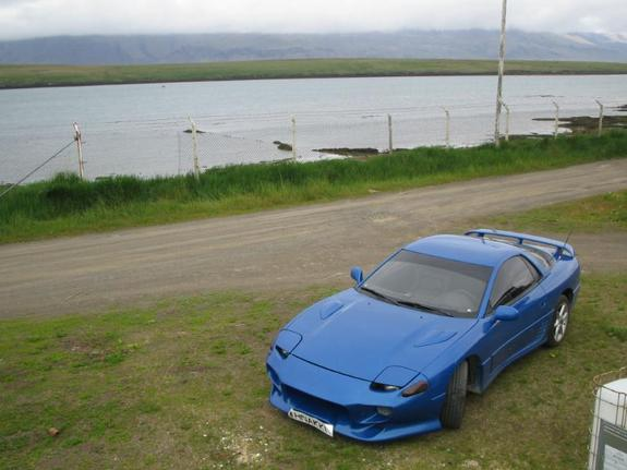 Another Iceland_GTO 1993 Mitsubishi 3000GT post... - 6476582