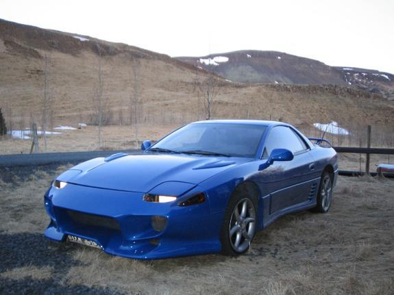 Another Iceland_GTO 1993 Mitsubishi 3000GT post... - 6476592