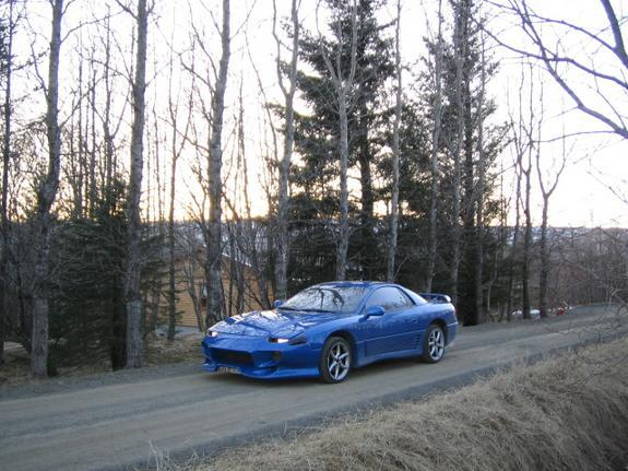 Another Iceland_GTO 1993 Mitsubishi 3000GT post... - 6476593