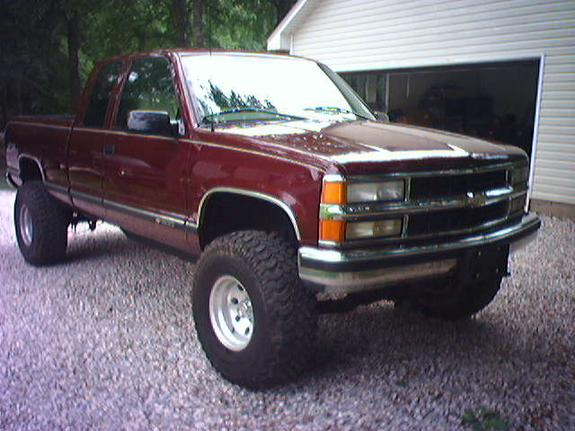 Another SMILES_mf_MCGEE 1998 Chevrolet C/K Pick-Up post... - 6476412