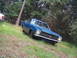 modfreak99 1970 Ford Maverick