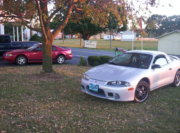 Another Angelbaby52102 1999 Mitsubishi Eclipse post... - 6483606