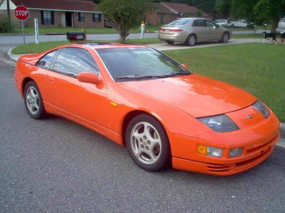 What Is Suspension In Car >> jasoncarter2003 1990 Nissan 300ZX Specs, Photos ...