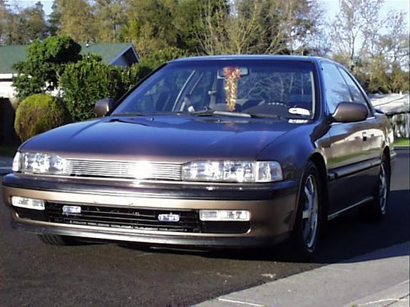 Another crossfire84 1991 Honda Accord post... - 6619835