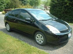blackpriuss 2005 Toyota Prius