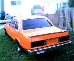Jester_Kid_844s 1980 Ford Fairmont