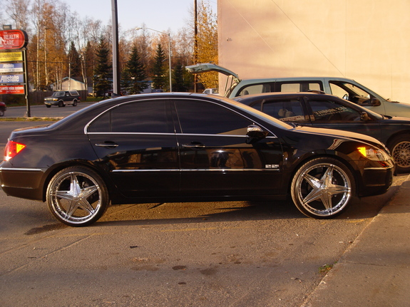 unotme 2005 acura rl specs photos modification info at. Black Bedroom Furniture Sets. Home Design Ideas