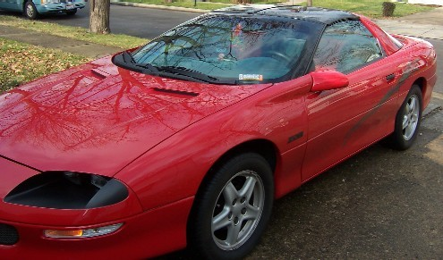Another RaygeGT 1996 Chevrolet Camaro post... - 6815344