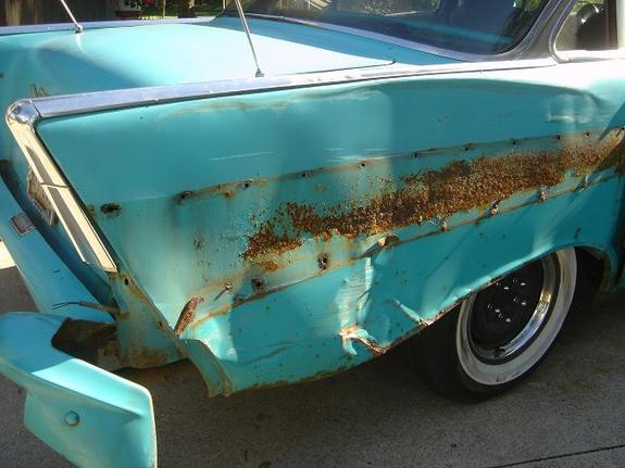 Another nsh1957 1957 Chevrolet Bel Air post... - 6487982