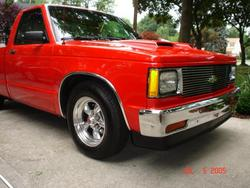 Mc97z34 1987 Chevrolet S10 Regular Cab Specs Photos