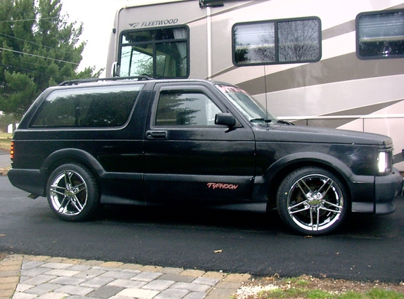 Another 12seccamino 1992 GMC Typhoon post... - 6488745