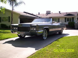 Classicstyle70 1970 Cadillac DeVille