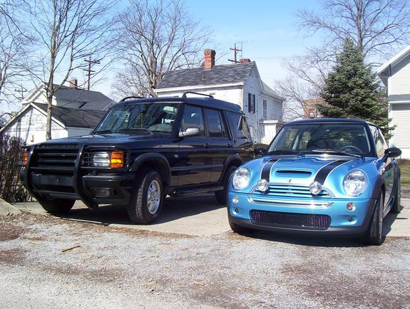 Another mccracing 1999 Land Rover Discovery post... - 6493359