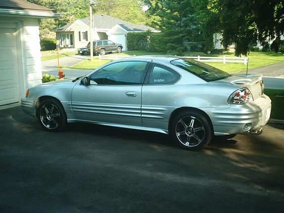 GAJMG's 2002 Pontiac Grand Am