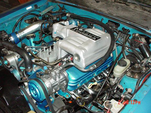 typhoon450 1992 Ford Mustang