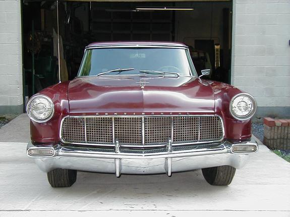 barry2952 1956 Lincoln Continental 6497712