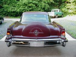 barry2952s 1956 Lincoln Continental