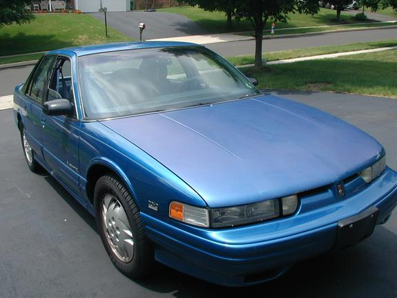 sunketp's 1993 Oldsmobile Cutlass Supreme