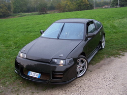 escourt23s 1990 Honda CRX