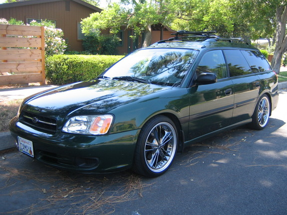 Another sixspeedelcam 2000 Subaru Legacy post... - 6502560