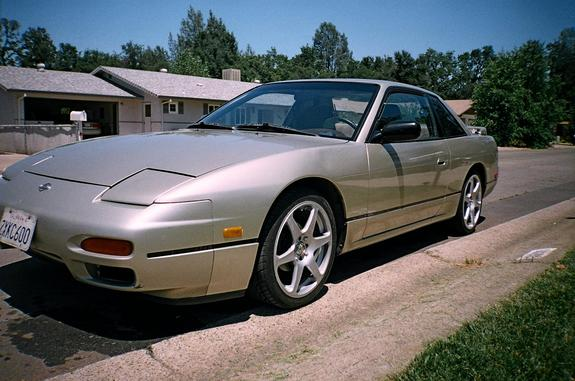 Another inertia 1991 Nissan 240SX post... - 6505530