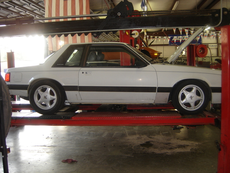 slostang89 1989 Ford Mustang