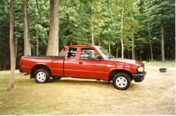 Lumberjackcustoms 1995 Mazda B-Series Cab Plus