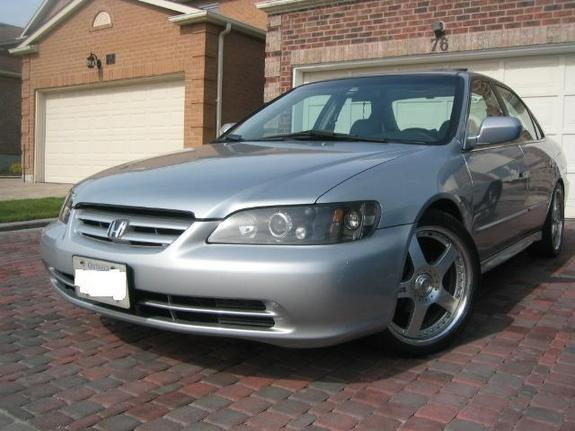 ongboi's 2001 Honda Accord