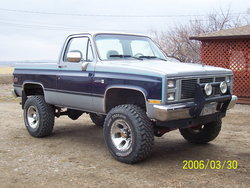 2045037 1985 GMC Jimmy