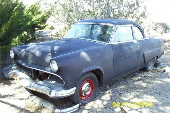 59Bisquik 1954 Ford Crown Victoria 6534456