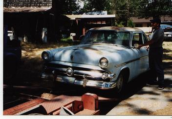 59Bisquik 1954 Ford Crown Victoria 6534465